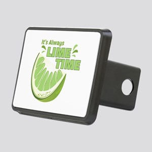 Lime Time Hitch Cover
