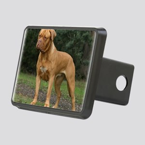 Dogue de Bordeaux 9Y201D-1 Rectangular Hitch Cover