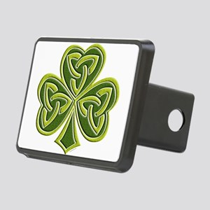 Celtic Trinity Rectangular Hitch Cover