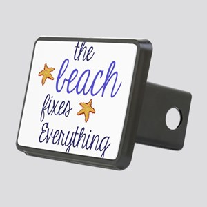 The Beach Fixes Everything Hitch Cover