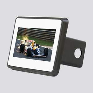 F1 Sparks Rectangular Hitch Cover