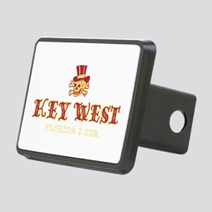 Key West Pirate - Rectangular Hitch Cover