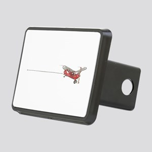 Tailwheels Signature Plane Rectangular Hitch Cover