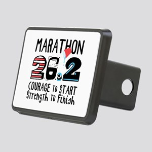 Marathon Courage Hitch Cover