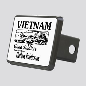 VIETNAM Rectangular Hitch Coverle)