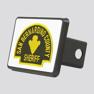 San Bernardino Sheriff Rectangular Hitch Cover