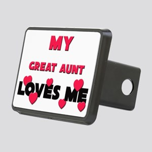 GREAT-AUNT Rectangular Hitch Cover