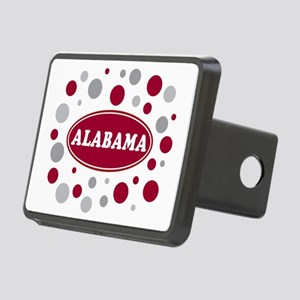 2-BAMA CIRLES Rectangular Hitch Cover