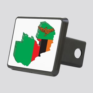3DZambia2 Rectangular Hitch Cover