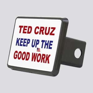 ted cruz keep up he good work Hitch Cover