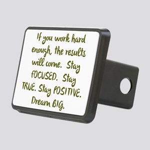 Eye On The Prize Dream BIG Design Hitch Cover