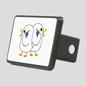 Can you hear me? Rectangular Hitch Cover