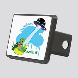 Smokin Ts Blue Dream Rectangular Hitch Cover
