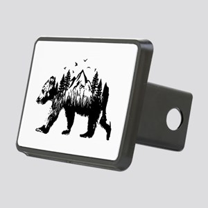Bear Woods Hitch Cover