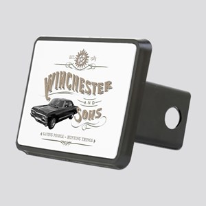 Supernatural - Winchester Rectangular Hitch Cover