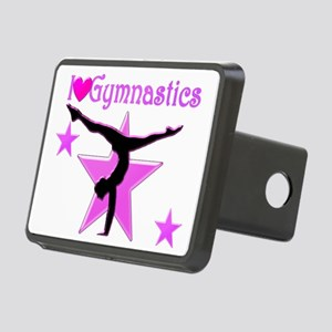 AMAZING GYMNAST Rectangular Hitch Cover