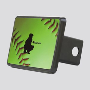 iCatch Fastpitch Softball Rectangular Hitch Cover