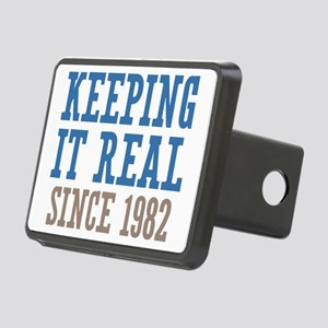 Keeping It Real Since 1982 Rectangular Hitch Cover