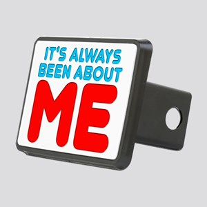 about-me Rectangular Hitch Cover