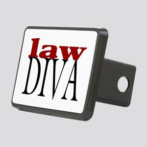 Law Diva Rectangular Hitch Cover