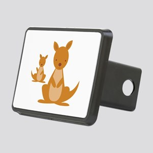 Kangaroos Hitch Cover