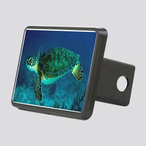 Ocean Turtle Hitch Cover