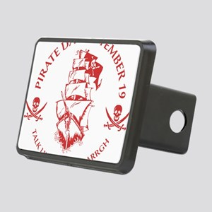 Pirate0E Rectangular Hitch Cover