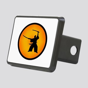 TWO SWORDS Hitch Cover