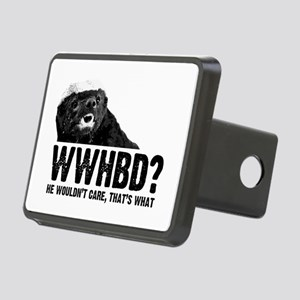 WWHBD Rectangular Hitch Cover