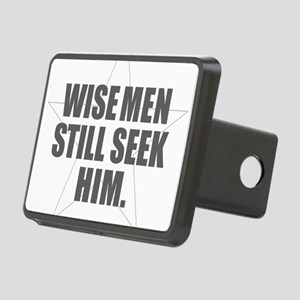 Wise Men Still Seek Him Rectangular Hitch Cover