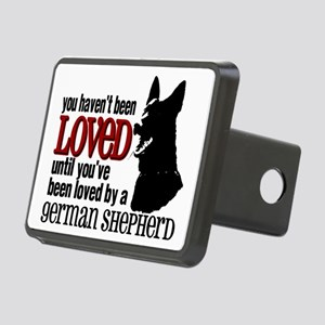 GSD Love Rectangular Hitch Cover
