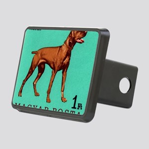 1967 Hungary Vizsla Dog Po Rectangular Hitch Cover