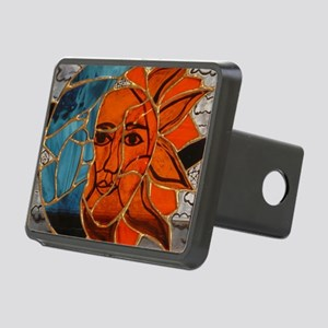 Hatha Sun/Moon Version 3 Rectangular Hitch Cover
