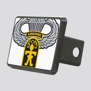 509thairbornewings Rectangular Hitch Cover