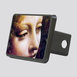 Leonardo da Vinci - Angel (detail) Hitch Cover