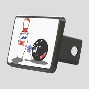 32194126 Rectangular Hitch Cover
