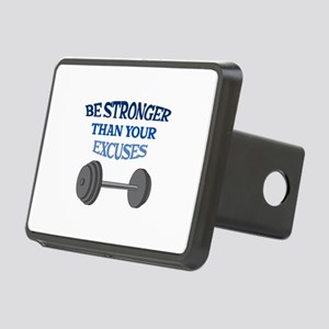 BE STRONGER Hitch Cover