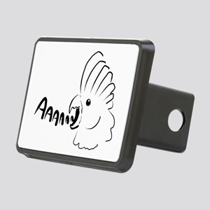 Cockatoo Aaaaa Rectangular Hitch Cover