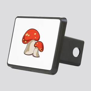 Mushrooms Hitch Cover