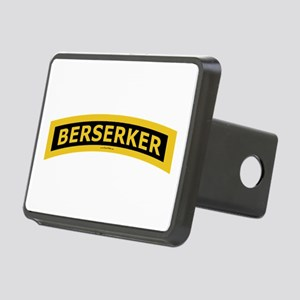 Beserkers Tab Rectangular Hitch Cover
