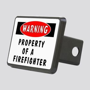 Firefighter Property Hitch Cover