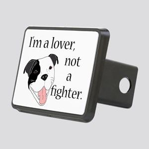 Pitbull Lover Hitch Cover
