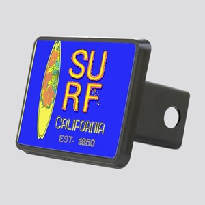 SURF CALIFORNIA EST 1850 Rectangular Hitch Cover