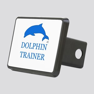 trainer Rectangular Hitch Cover