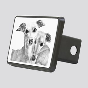 BFF's Rectangular Hitch Cover