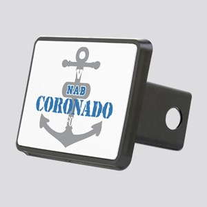 CA Coronado 2 Rectangular Hitch Cover