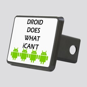 GOOD DROID Rectangular Hitch Cover