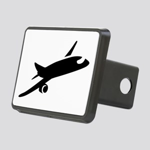 Airplane Rectangular Hitch Cover