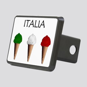 Gelati Italiani Rectangular Hitch Cover