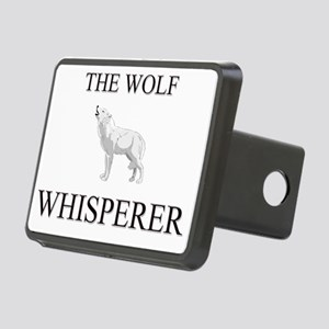 WOLF937 Rectangular Hitch Cover